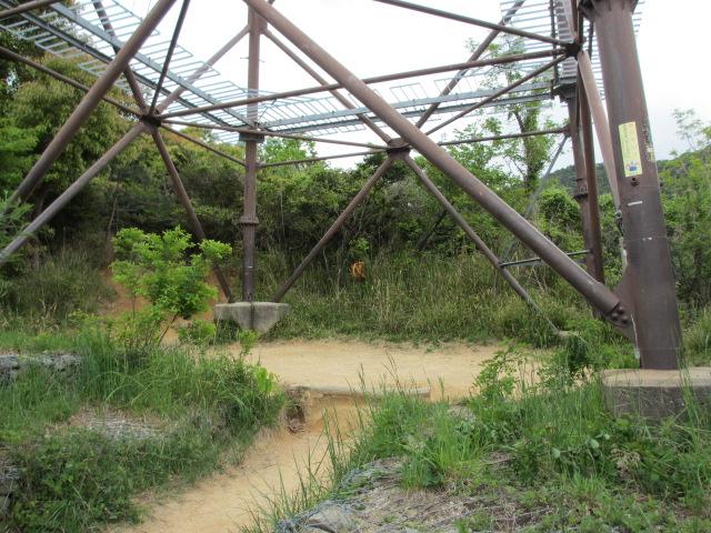 六甲山2012春(その1 芦屋川駅~風吹岩編) 風吹岩まで13