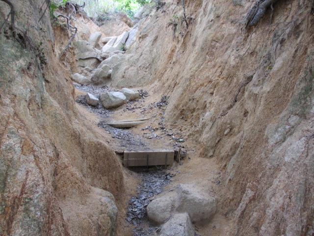 六甲山2012春(その1 芦屋川駅~風吹岩編) 風吹岩まで15