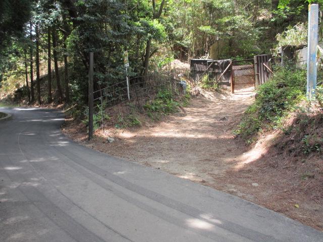 六甲山2012春(その2 風吹岩 ~最高峰編) 雨ケ峠まで17