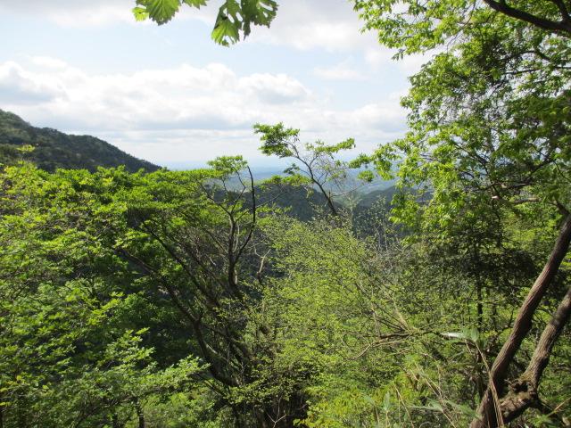 六甲山2012春(その3 最高峰~有馬温泉編) 有馬稲荷神社近道まで8