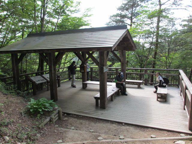 六甲山2012春(その3 最高峰~有馬温泉編) 有馬稲荷神社近道まで15