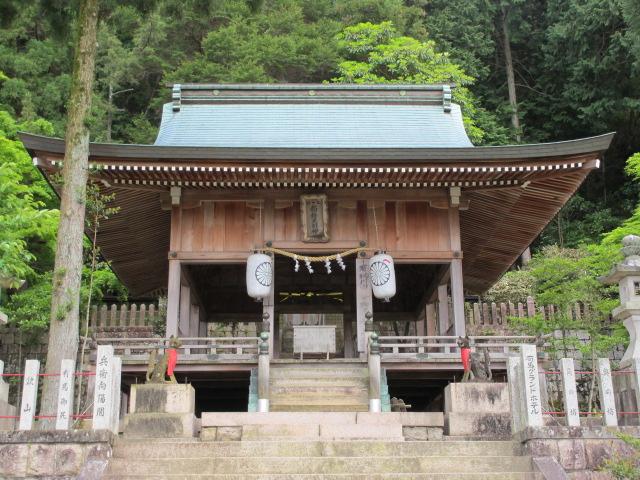 六甲山2012春(その3 最高峰~有馬温泉編) 有馬稲荷神社