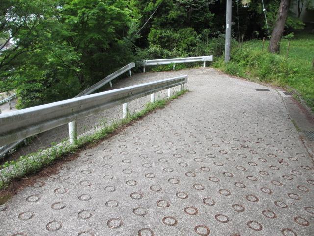 六甲山2012春(その3 最高峰~有馬温泉編) 有馬温泉街まで