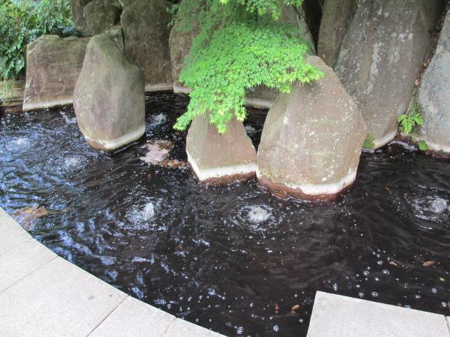 六甲山2012春(その3 最高峰~有馬温泉編) 炭酸泉源公園
