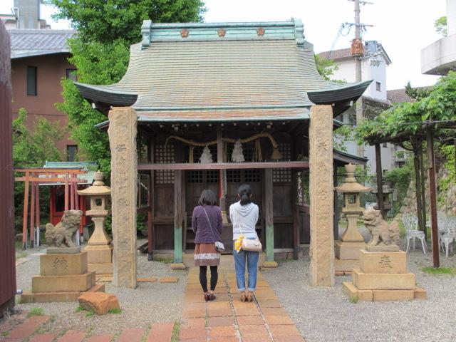 六甲山2012春(その3 最高峰~有馬温泉編) 天神泉源5