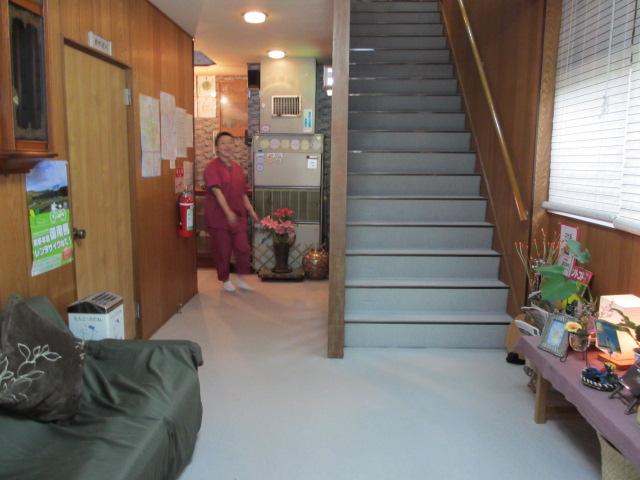 温泉民宿こぶち 入口3