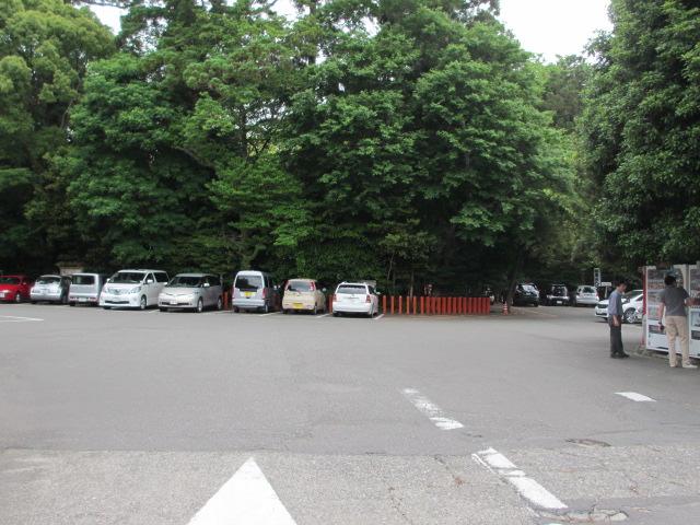 熊野速玉大社 駐車場