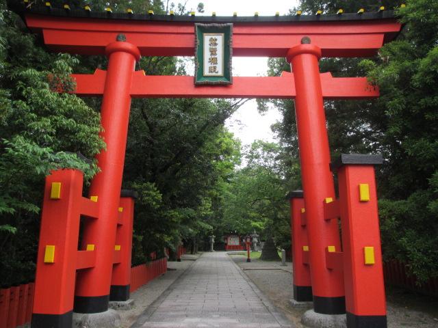 熊野速玉大社 入口2