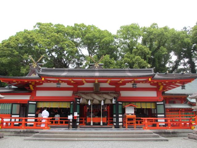 熊野速玉大社 拝殿