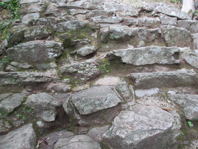 神倉神社 石段3