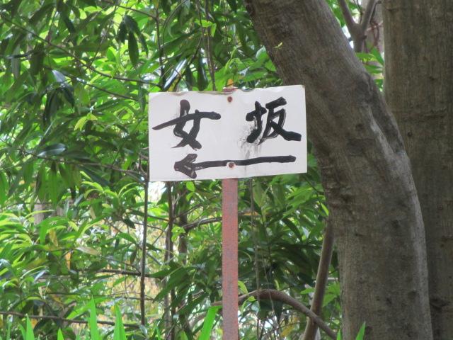 神倉神社 女坂