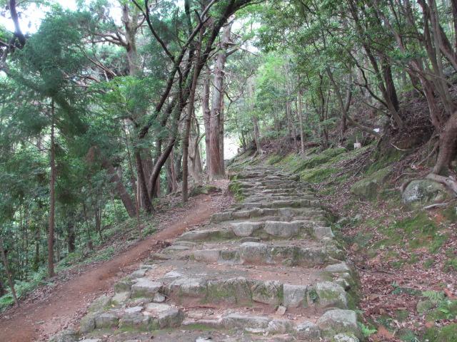神倉神社 石段5