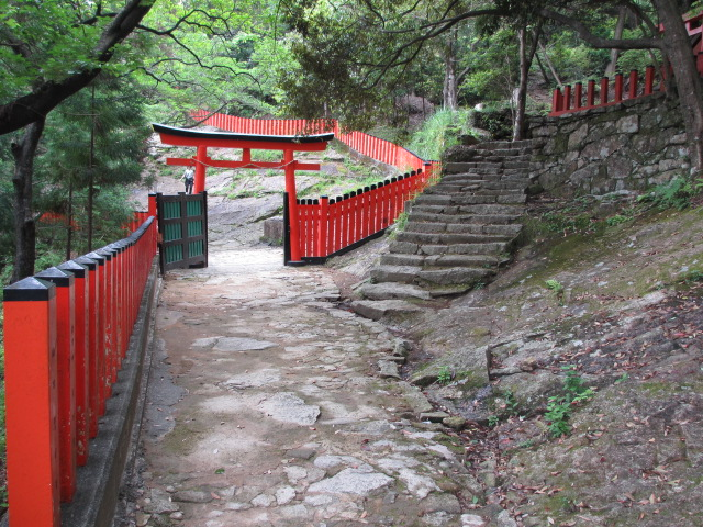 神倉神社 石段6