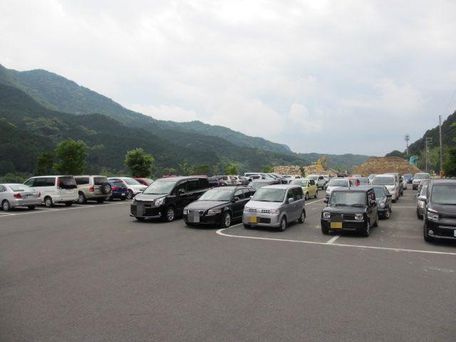 大門坂駐車場2