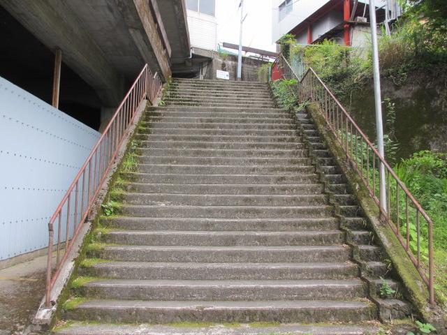 大門坂終点~熊野那智大社入口2