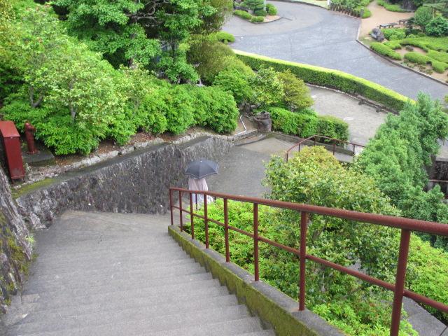飛瀧神社へ2