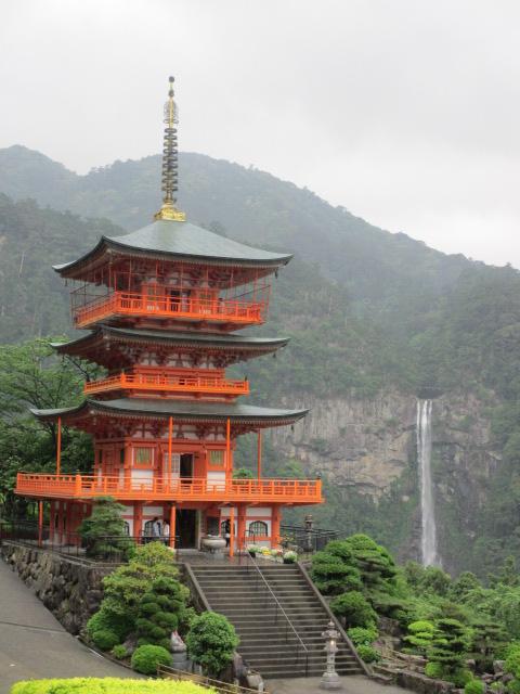 飛瀧神社へ3