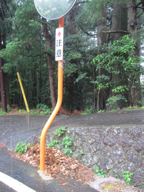 飛瀧神社から大門坂駐車場へ4