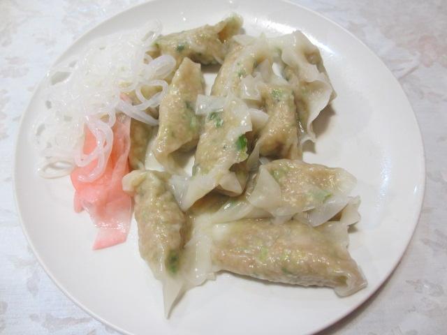 夜来香 栄本店 水餃子