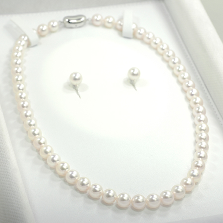 花珠真珠セット