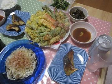518夕飯 ブログ用