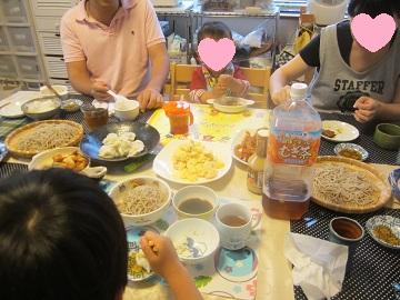 527 夕飯ブログ用