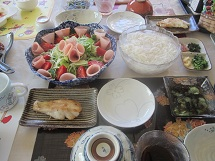 609 サラダ ブログ
