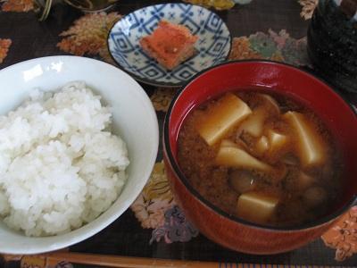 902朝食2 ブログ