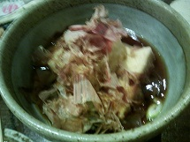 905揚げ出し豆腐 ブログ