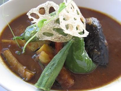 1011 野菜カレー1 ブログ