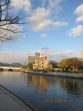 1212 原爆ドーム1 ブログ