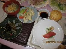 1212  2日目夕食 バイキング ブログ