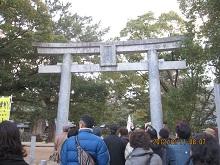 1212 松陰神社1 ブログ