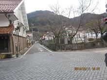 1212 島根県 津和野 殿町散策1 ブログ