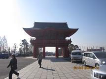 108 成田山1 ブログ