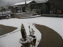 雪の庭 ブログ