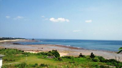今日の土浜1