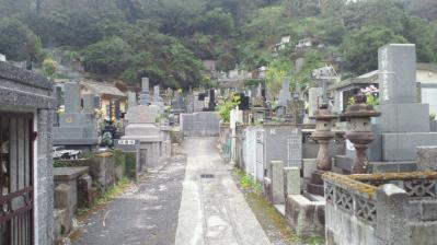 お墓参り3