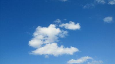 真夏の空2