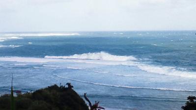 台風10号接近中2