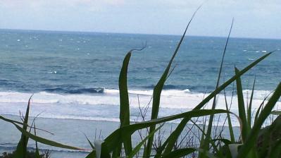 台風10号接近中3