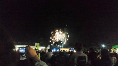 奄美祭り花火2