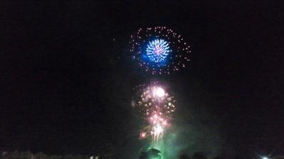 奄美祭り花火3