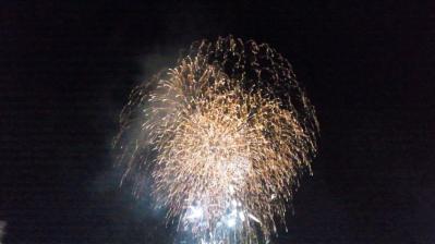 奄美祭り花火4