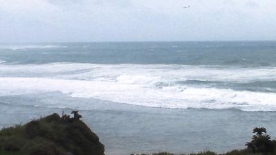 台風16号接近中2