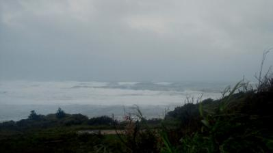 台風16号暴風圏3