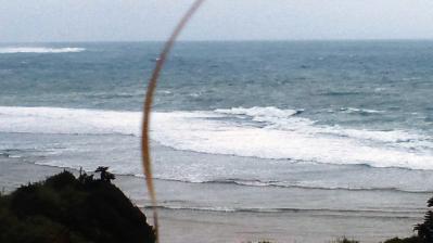 台風17号接近中3