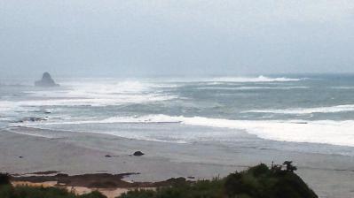 台風17号暴風雨域2