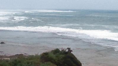 台風17号暴風雨域3