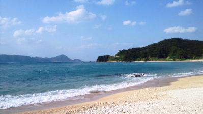 波穏やかな鯨浜2